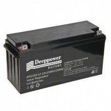 Deeppower 12V 200Ah Deep Cycle Solar Akü
