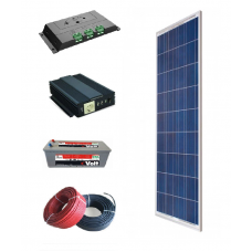 Solar Paket 1 - Lamba ve Şarj